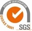 LOGO OHSAS 18001